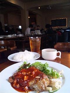 tokyo salonard cafe dub (トーキョーサロナードカフェ ダブ)