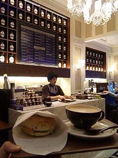 tea espresso HATEA(ティーエスプレッソ ハッティー)@恵比寿