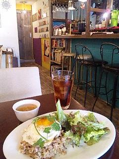 SUNDALAND CAFE (スンダランド・カフェ)@渋谷