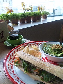 Cafe Hai@清澄白河