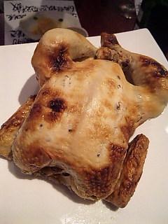 やんばる若鶏の丸焼@ブエノチキン