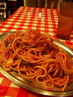 スパゲティーのパンチョ@渋谷