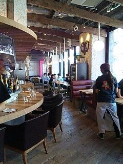 PUBLIC HOUSE CAFE&LOUNGE@渋谷