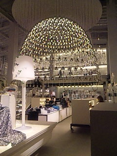 Francfrancの新しいお店@表参道