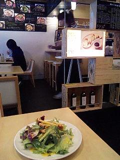 cafe×eurobar sen 閃@渋谷