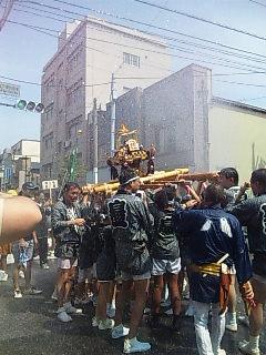 富岡のお祭り