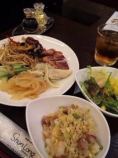 広東料理ダイニングShen Long@渋谷