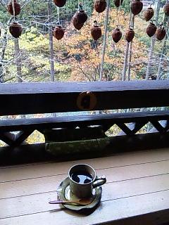 森のカフェ アースガーデン@奥多摩