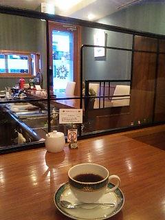 茶豆珈琲@大井町