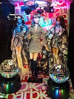 Barbie展@松屋銀座