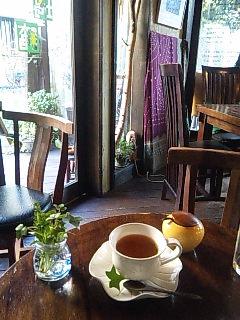 Cafe Lion@渋谷(代官山)