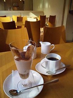 cafe F@大井町