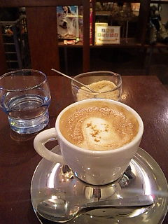 Cafe du Bonheu(カフェ ドゥ ボヌール)@尾山台