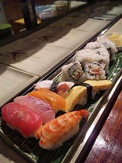 Cafe Sushi@渋谷