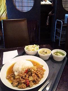 ガパオ食堂@渋谷