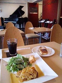 カフェ・タカギクラヴィア(CafeTakagi Klavier)@渋谷
