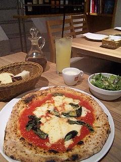 メリ・プリンチペッサ(Pizzeria Meri Principessa)@渋谷