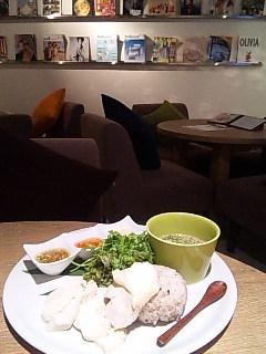 comodo cafe & diner@渋谷