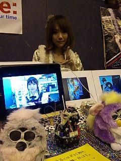 Julie Watai@Make:Tokyo(東工大)