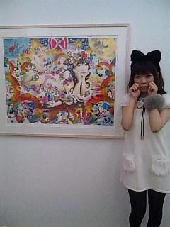 """渡辺真子展 """"KIRAMEKI""""@BambinartGallery(3331 art chiyoda内)"""