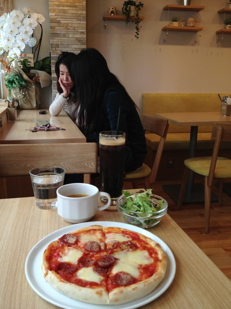 CAFFE SENTITO@渋谷