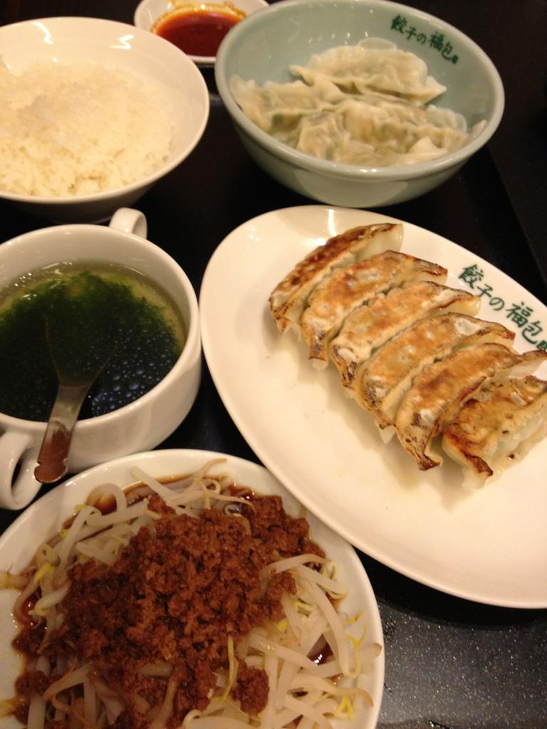 餃子の福包@豊洲