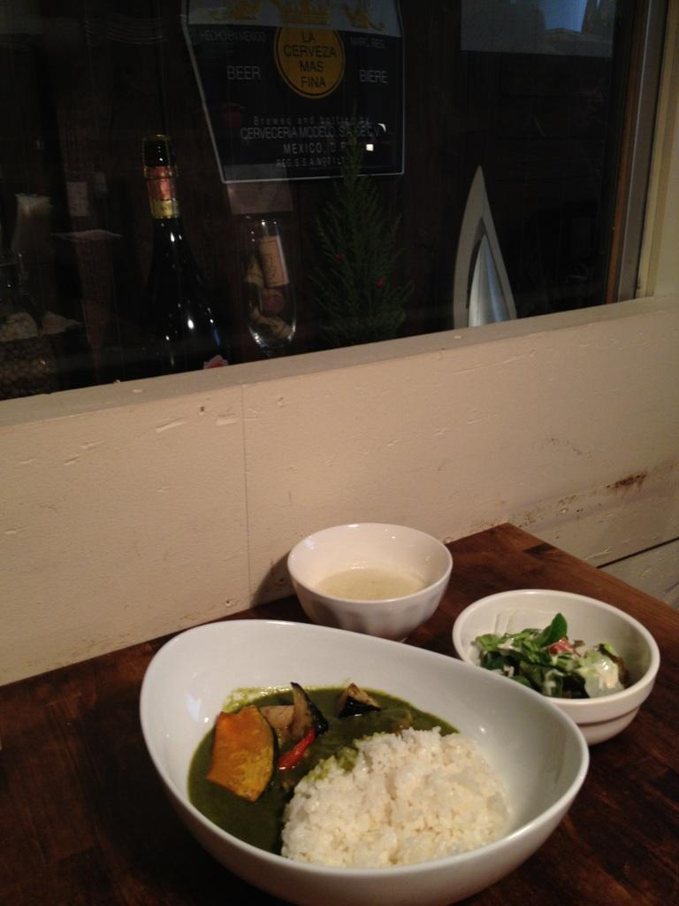 SilverBack食堂@渋谷