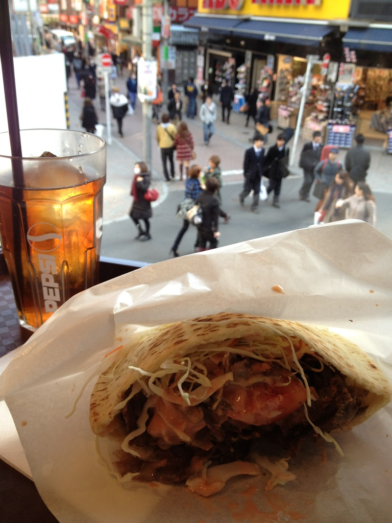 Mister Kebab(ミスターケバブ)@渋谷