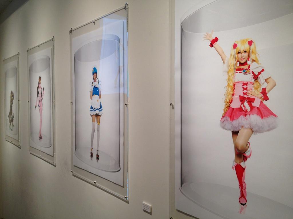 コスプレ写真展@+SANOW LABs(渋谷)