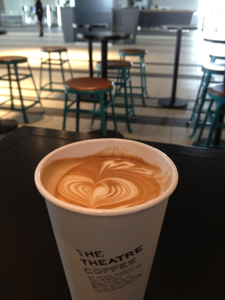 THE THEATER COFFEE(シアターコーヒー)@渋谷ヒカリエ