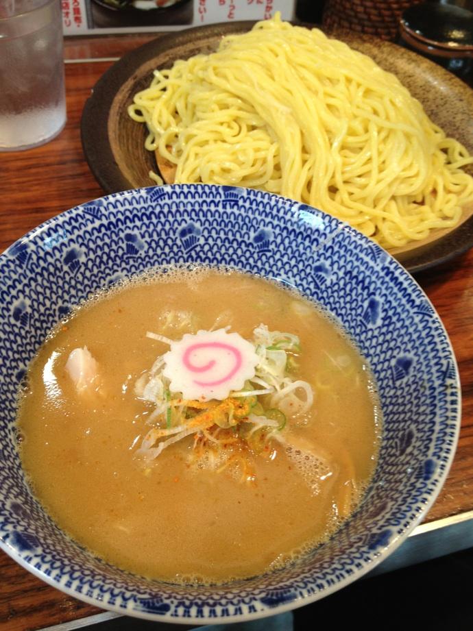 つけ麺 大臣@渋谷
