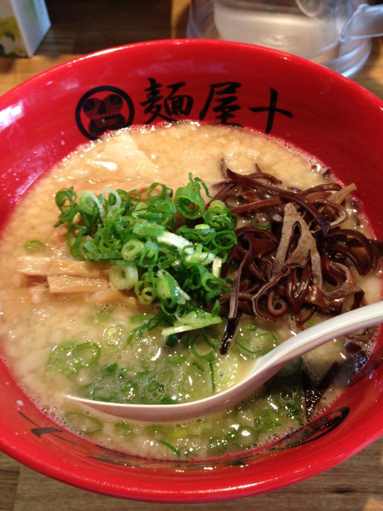 麺屋十@渋谷