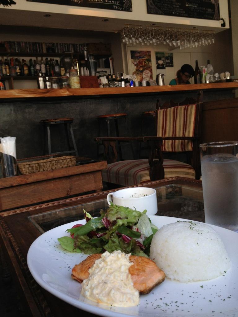 CAFE&BAR R@渋谷