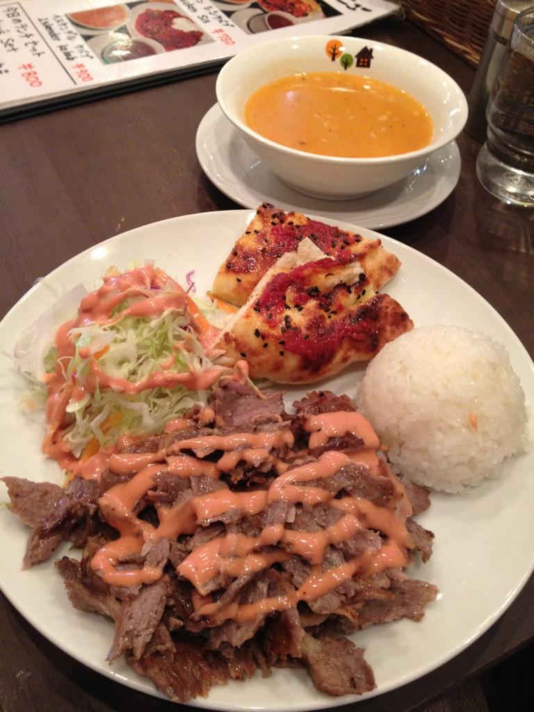 ケバブカフェ(Kebab Cafe)@渋谷
