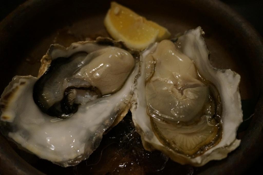 かきと旬鮮料理とおそば 開@札幌(大通)