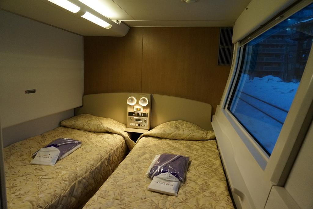1階ベッドルーム@カシオペア スイート