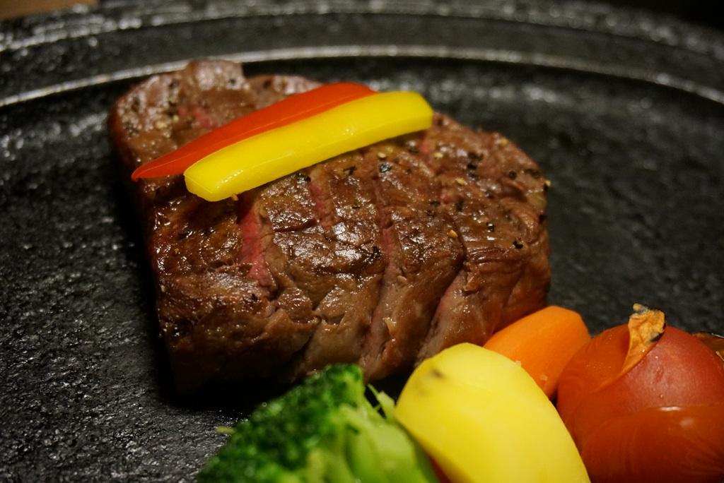 湯喜望 白扇の夕食@皆生温泉(米子)