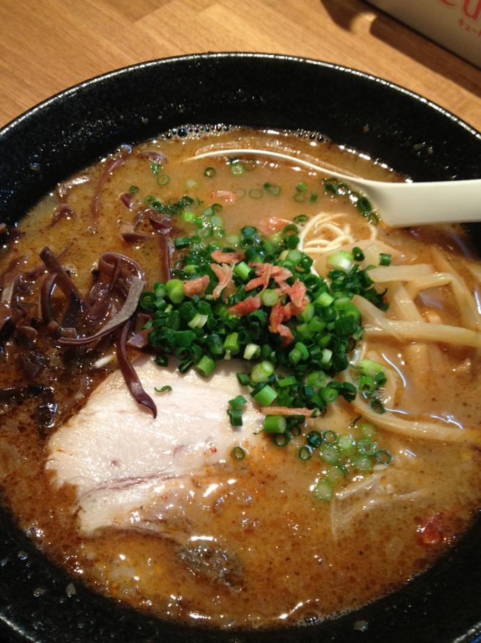 麺処 ぶたのまき@渋谷