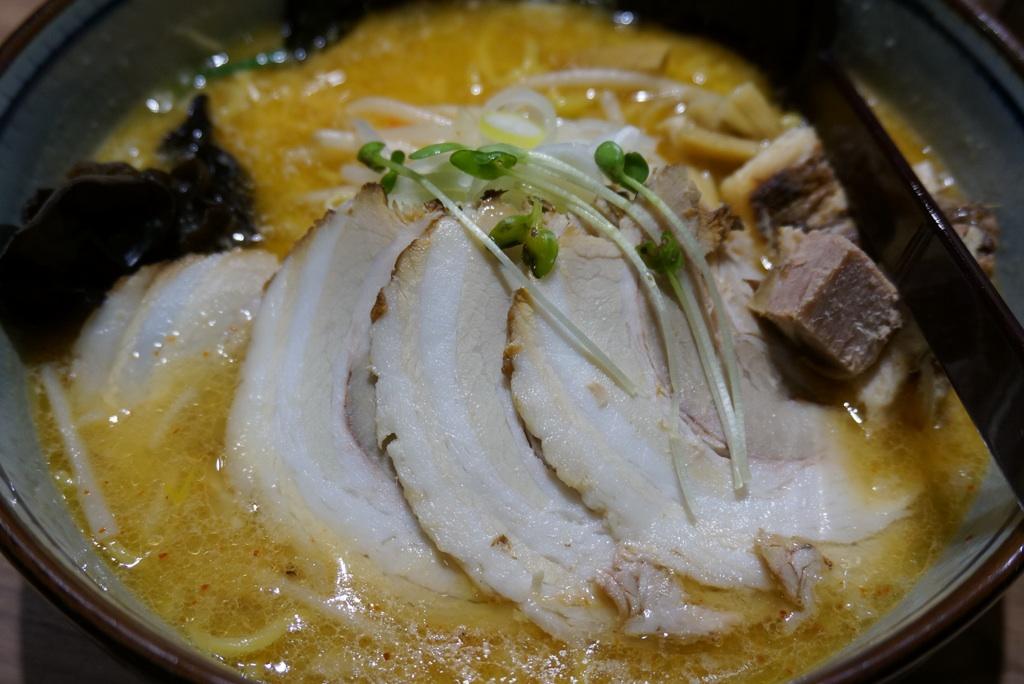 味噌チャーシュー麺@白樺山荘(新千歳空港)