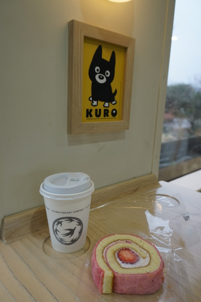 KURO CAFE@あそぼーい!