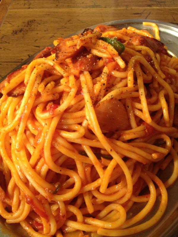 スパゲッティのパンチョ@渋谷