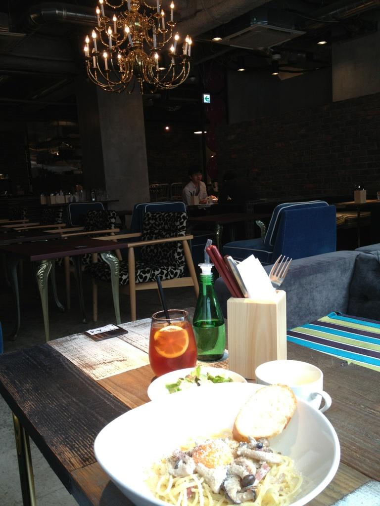 SUZU CAFE@渋谷駅新南口