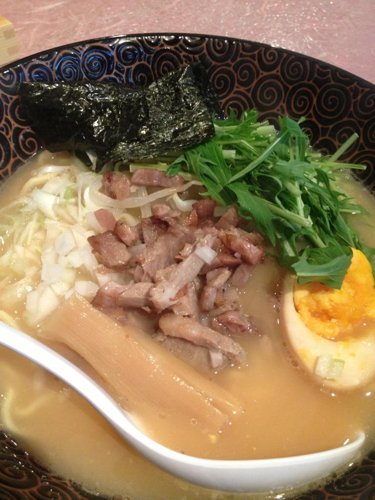 和麺 まきの@渋谷