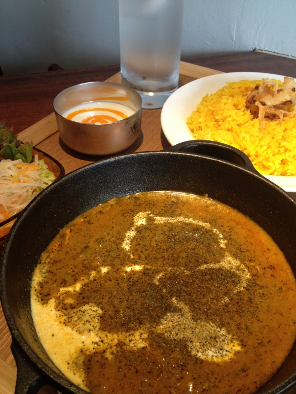 MIDDLE CURRY & BAR@渋谷