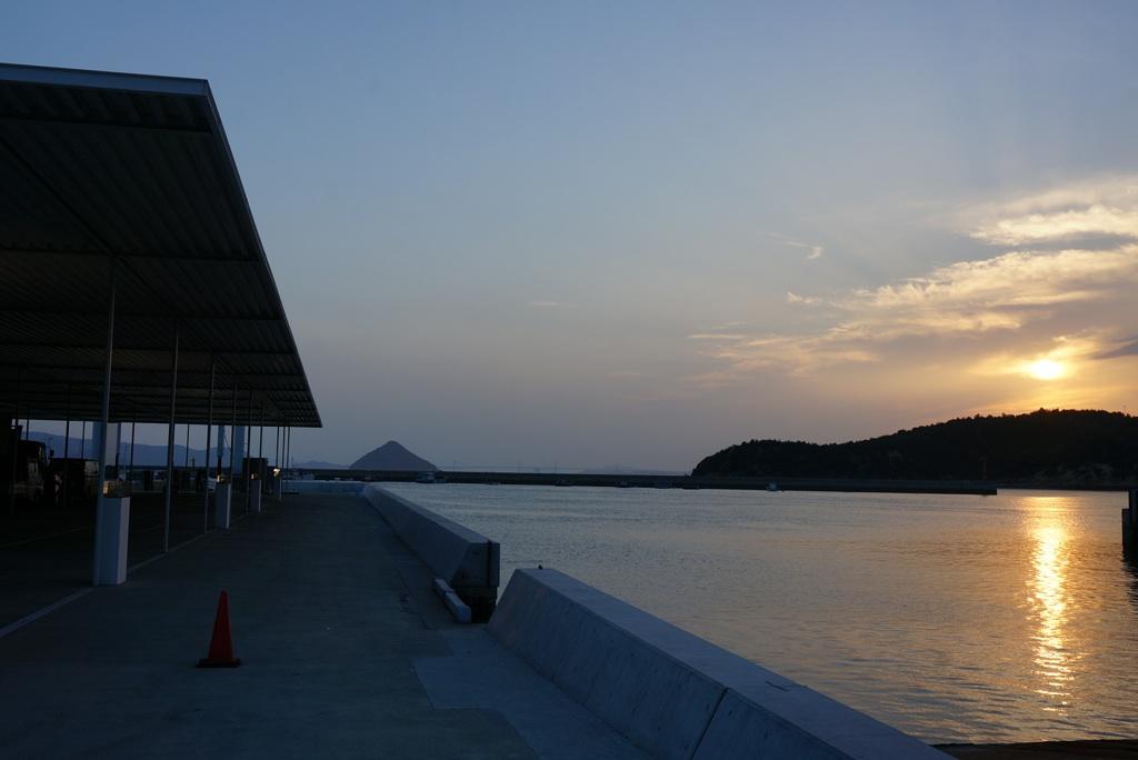 海の駅「なおしま」@直島