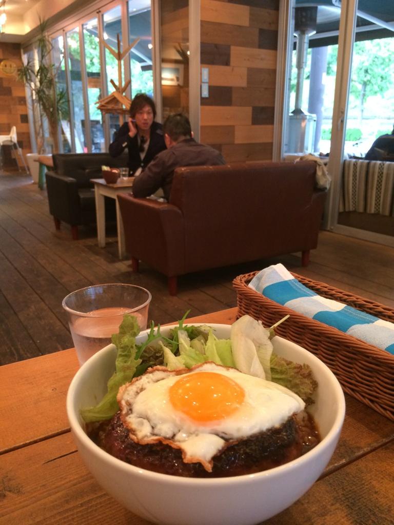 BONDI CAFE@代々木公園(渋谷)