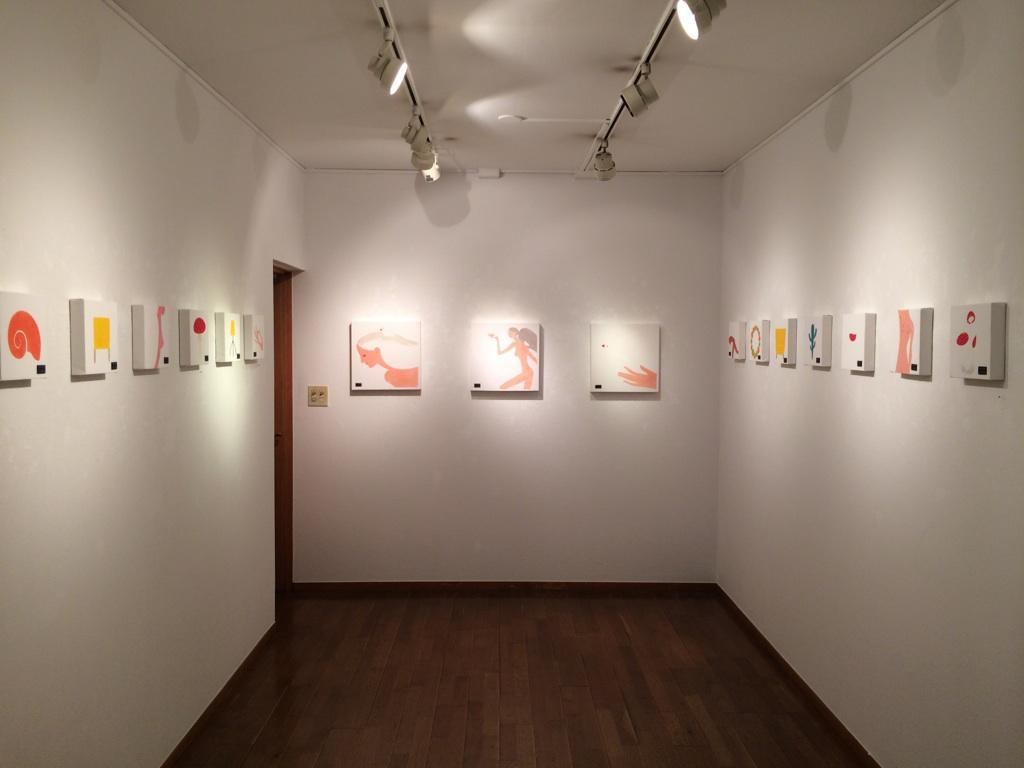 Sato Richman個展「砂で描いた楽園」