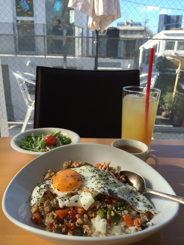 Surry hills cafe@代官山(渋谷)