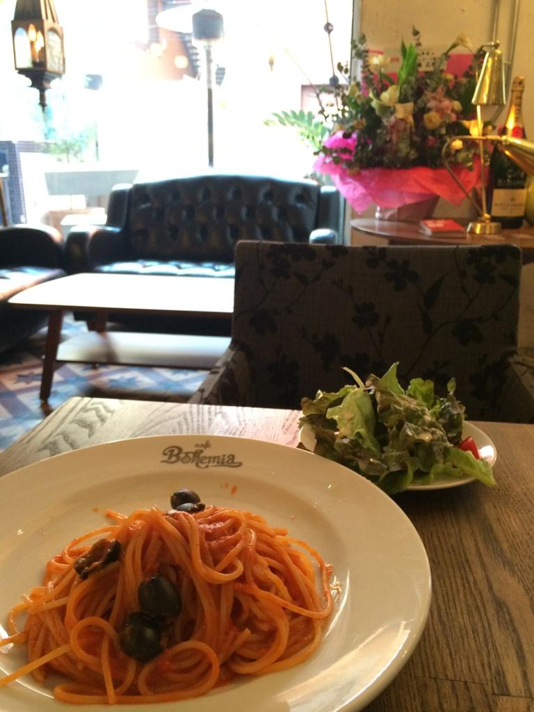 Cafe BOHEMIA@渋谷