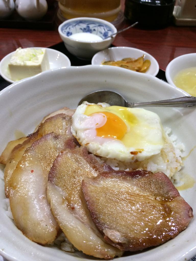 龍盛菜館@渋谷(神泉)